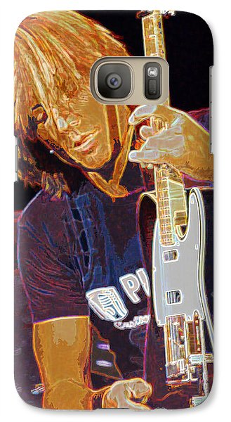 Galaxy Case featuring the photograph Keith Urban by Don Olea