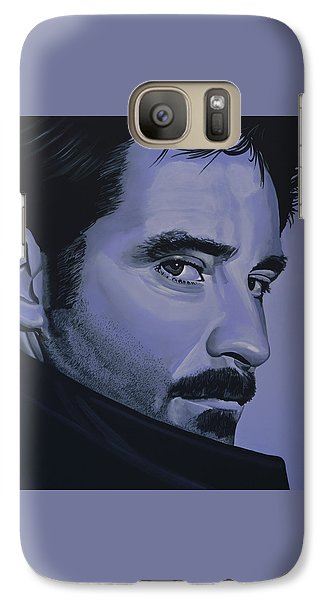 Kevin Kline Galaxy S7 Case by Paul Meijering