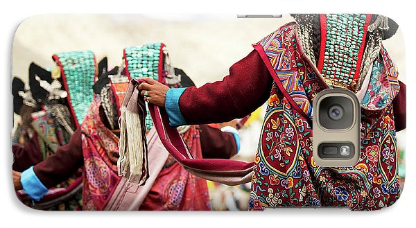 Ladakh, India The Amazing And Unique Galaxy Case by Jaina Mishra