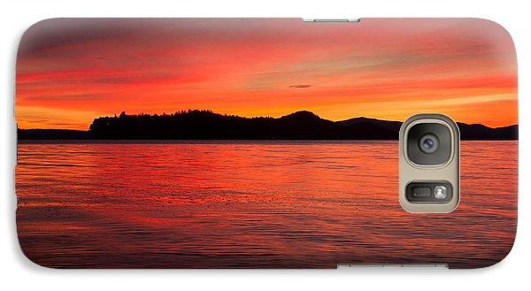 Lake Winnipesaukee Galaxy S7 Case