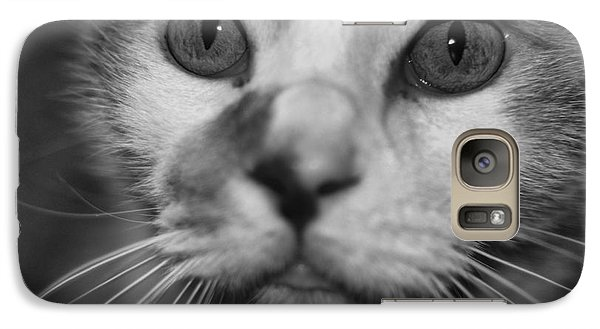 Galaxy Case featuring the photograph Look Into My Eyes by Mark McReynolds