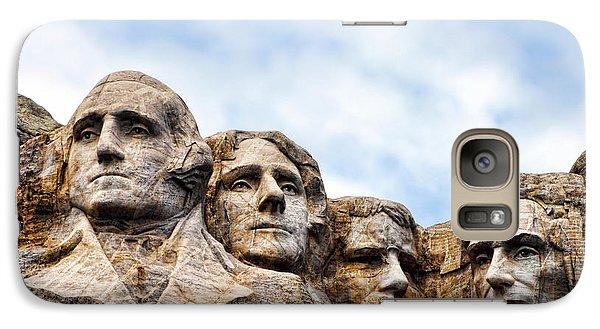 Mount Rushmore Monument Galaxy S7 Case