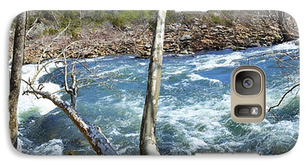 Galaxy Case featuring the photograph Nemo Rapids by Paul Mashburn
