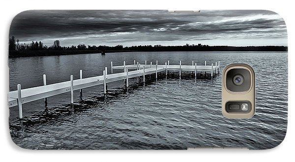 Galaxy Case featuring the photograph Overcast by Greg Jackson