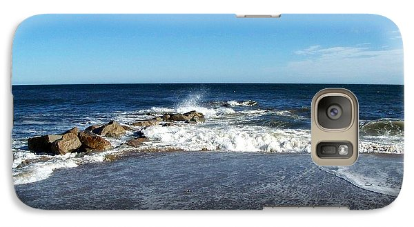 Galaxy Case featuring the photograph Plum Island Landscape by Eunice Miller