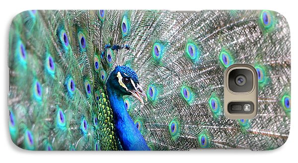 Galaxy Case featuring the photograph Proud by Deena Stoddard