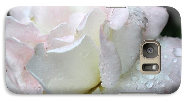 Galaxy Case featuring the photograph Rain Washed by Wanda Brandon