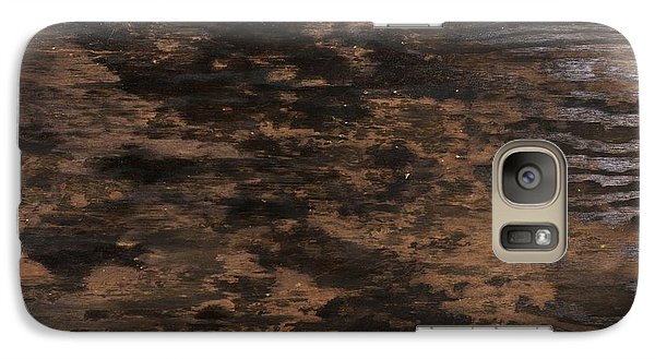Galaxy Case featuring the painting Lava by Kurt Olson