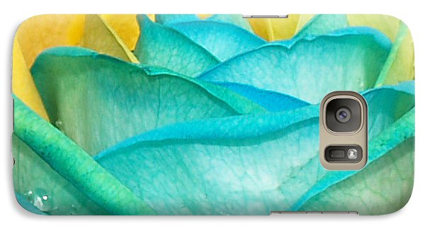 Galaxy Case featuring the photograph Rose by Haleh Mahbod