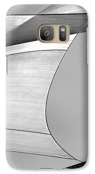 Sailcloth Abstract Number 4 Galaxy S7 Case