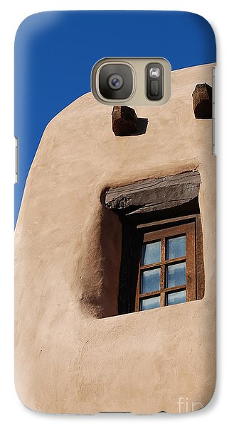 Galaxy Case featuring the photograph Santa Fe Secrets by Gina Savage