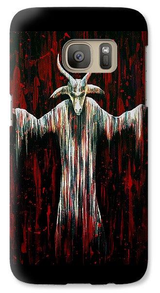 Goat Galaxy S7 Case - Savior by Steve Hartwell