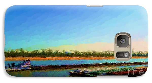 Galaxy Case featuring the photograph Slow And Steady by Kelly Awad