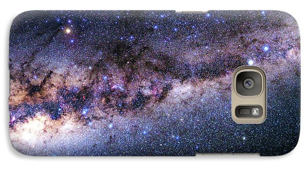 Southern View Of The Milky Way Galaxy S7 Case