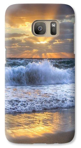 Splash Sunrise Galaxy S7 Case