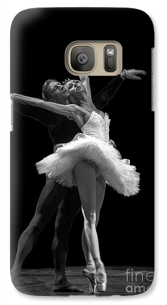 Swan Lake  White Adagio  Russia 3 Galaxy S7 Case