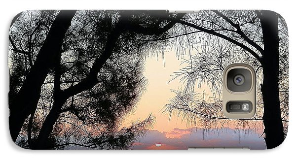 Galaxy Case featuring the photograph Tequila Sunrise by Amar Sheow