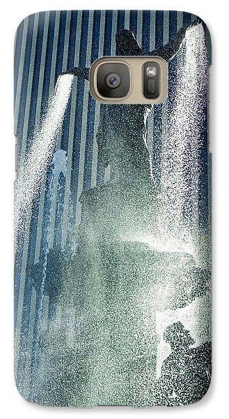 The Genius Of Water  Galaxy S7 Case