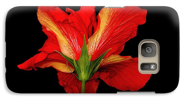 Galaxy Case featuring the photograph The Other Side by Marwan Khoury