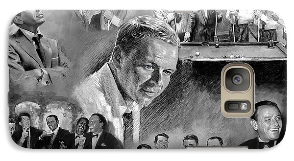 The Rat Pack  Galaxy S7 Case by Viola El