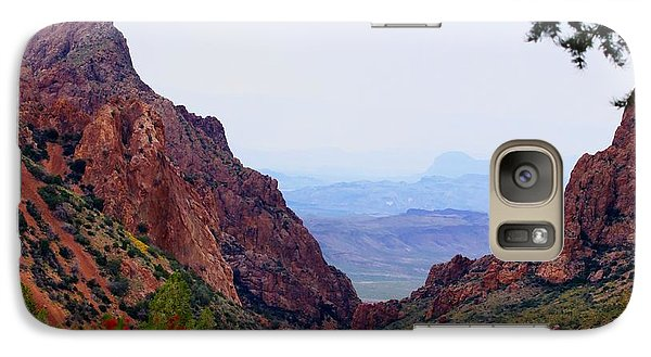 Galaxy Case featuring the photograph The Window by Dave Files