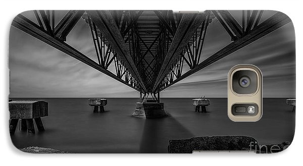 Under The Pier Galaxy S7 Case by James Dean