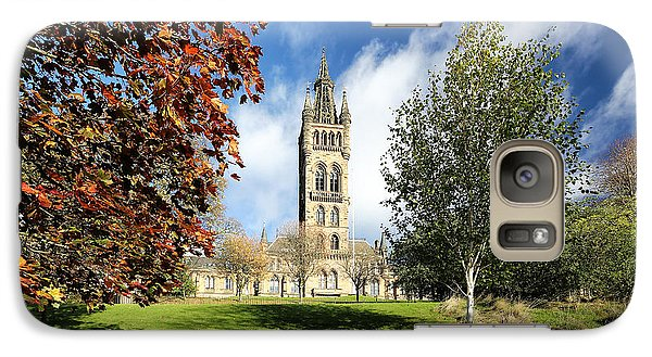University Of Glasgow Galaxy S7 Case