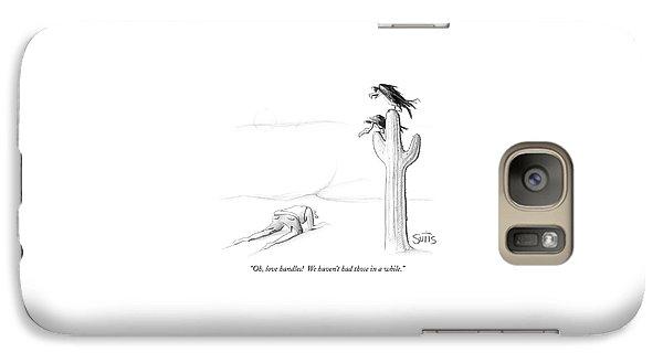 Love Handles Galaxy S7 Case