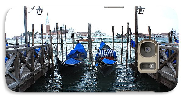 Galaxy Case featuring the photograph Venice Italy by Jean Walker