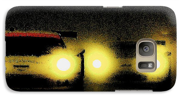 Galaxy Case featuring the photograph Vettes by Michael Nowotny