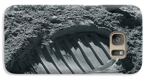 Walking On The Moon Galaxy Case by Detlev Van Ravenswaay