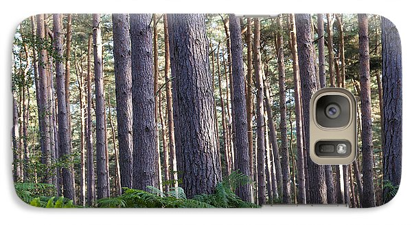 Galaxy Case featuring the photograph Woods by David Isaacson