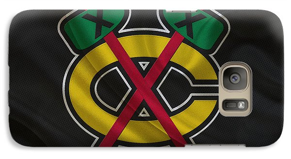 Chicago Blackhawks Galaxy S7 Case
