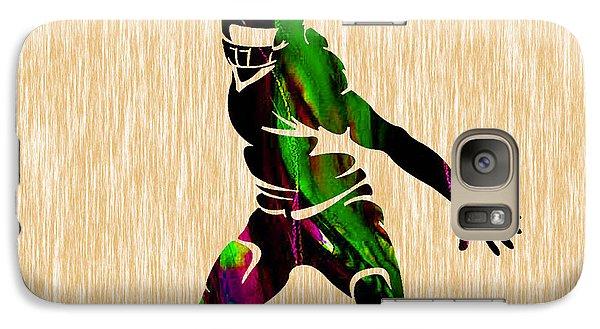 Football Galaxy Case by Marvin Blaine