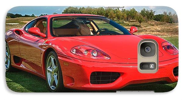 2001 Ferrari 360 Modena Galaxy S7 Case
