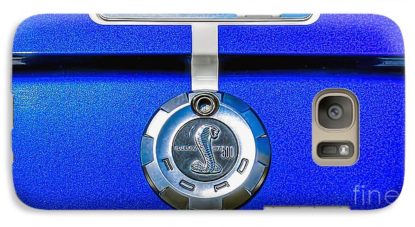 Galaxy Case featuring the photograph 2006 Shelby Mustang Gt by Trey Foerster