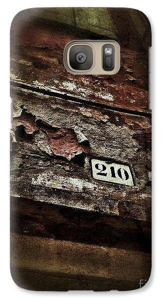 Galaxy Case featuring the digital art 210 by Delona Seserman