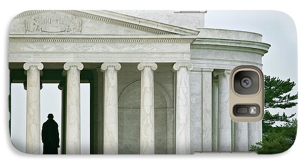 Usa, Washington, D Galaxy S7 Case by Jaynes Gallery