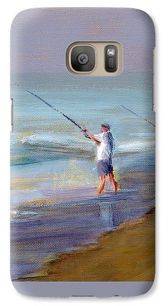 Beach Galaxy S7 Case - Rcnpaintings.com by Chris N Rohrbach