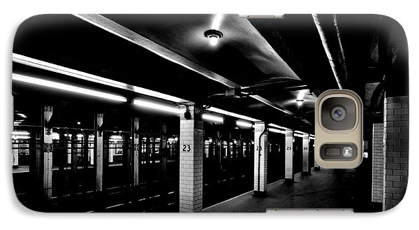 23rd Street Station Galaxy S7 Case by Benjamin Yeager