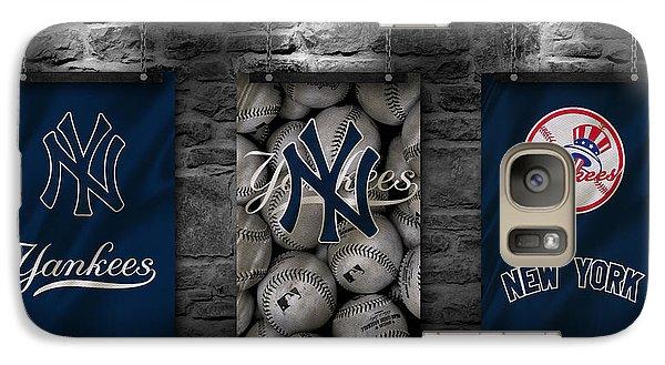 New York Yankees Galaxy S7 Case