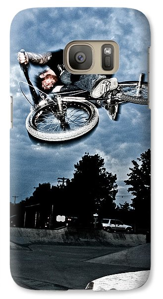 Galaxy Case featuring the photograph 270 by Joel Loftus