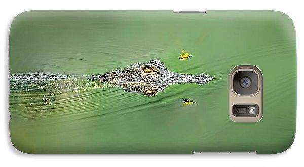 Alligator Galaxy S7 Case