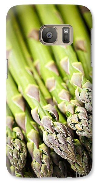 Asparagus Galaxy S7 Case by Elena Elisseeva