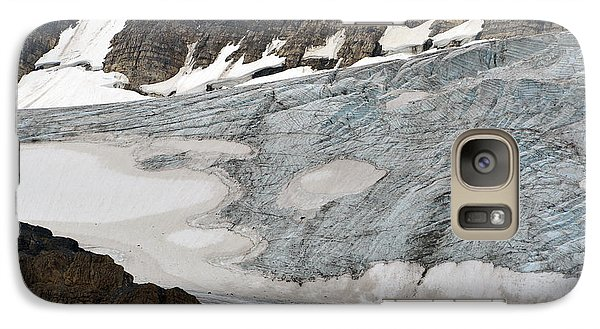 Galaxy Case featuring the photograph Icefield by Yue Wang