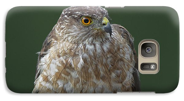 Galaxy Case featuring the photograph My Best Side by Gerry Sibell
