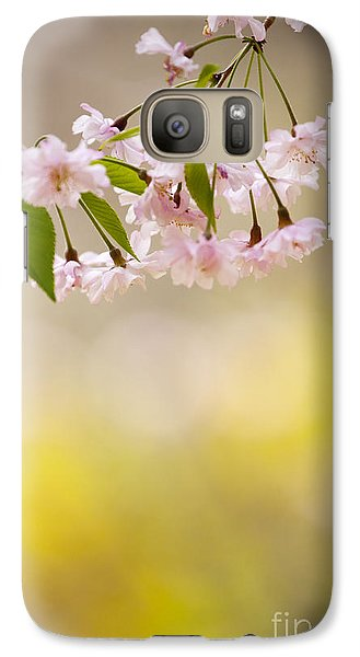 Galaxy Case featuring the photograph Sakura by Tad Kanazaki