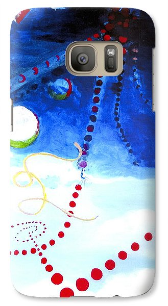 Space Motion Galaxy S7 Case by Rod Ismay