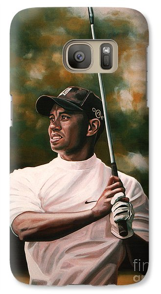 Tiger Woods  Galaxy S7 Case