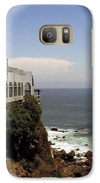 Galaxy Case featuring the photograph Untitled by Philomena Zito